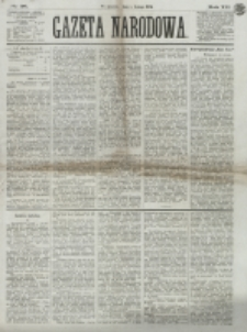 Gazeta Narodowa. R. 13 (1874), nr 26 (1 lutego)