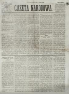 Gazeta Narodowa. R. 13 (1874), nr 29 (6 lutego)