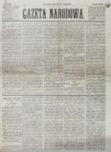 Gazeta Narodowa. R. 13 (1874), nr 33 (11 lutego)