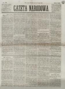 Gazeta Narodowa. R. 13 (1874), nr 37 (15 lutego)