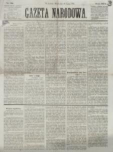 Gazeta Narodowa. R. 13 (1874), nr 38 (17 lutego)