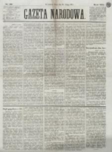 Gazeta Narodowa. R. 13 (1874), nr 39 (18 lutego)