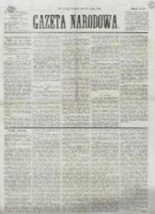 Gazeta Narodowa. R. 13 (1874), nr 40 (19 lutego)