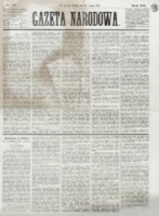 Gazeta Narodowa. R. 13 (1874), nr 47 (27 lutego)