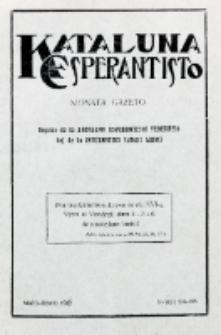 Kataluna Esperantisto : monata gazeto : oficiala organo de la Kataluna Esperantista Federacio. 1933, n-roj 194-195 (Majo-Junio)