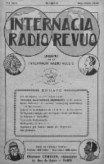 Internacia Radio-Revuo : organo de la Internacia Radio-Ascio. Jaro 1, No 8/9 (Aug./Sept.1926)