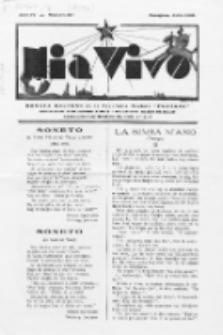 """Nia Vivo : monata bulteno de la Esperanta Societo """"Frateco"""". Jaro 4, No 34 (julio1934)"""