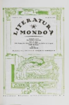 Literatura Mondo. Jaro 2, numero 8=11 (Augŭsto 1923)