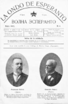 La Ondo de Esperanto : volna esperanto. Jaro 4, No 3 (marto1912)