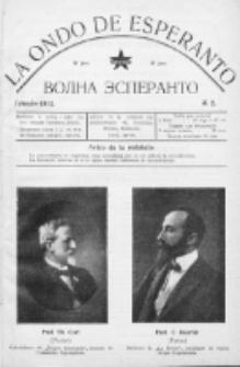 La Ondo de Esperanto : volna esperanto. Jaro 4, No 2 (februaro1912)