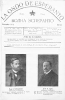 La Ondo de Esperanto : volna esperanto. Jaro 4, No 12 (decembro 1912)