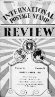 International Postage Stamp Review. Vol. 2, no 2 (March-April 1948)