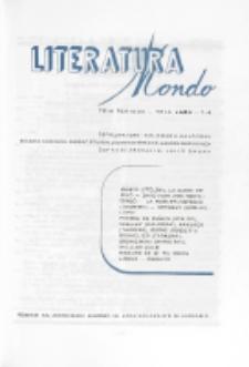 Literatura Mondo. Periodo 3, Jaro 3, numero 7/8 (1949)