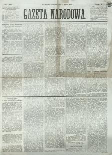 Gazeta Narodowa. R. 13 (1874), nr 49 (1 marca)