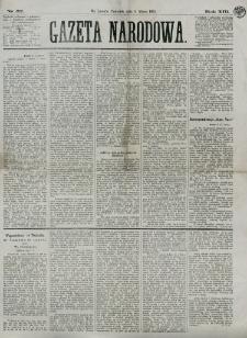 Gazeta Narodowa. R. 13 (1874), nr 52 (5 marca)