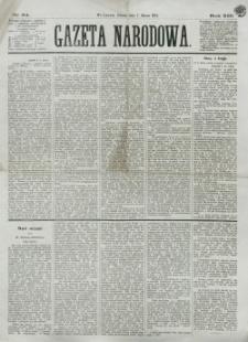 Gazeta Narodowa. R. 13 (1874), nr 54 (7 marca)