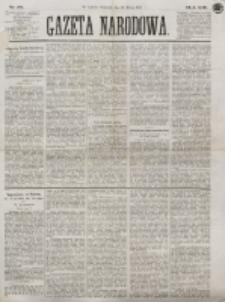 Gazeta Narodowa. R. 13 (1874), nr 58 (12 marca)