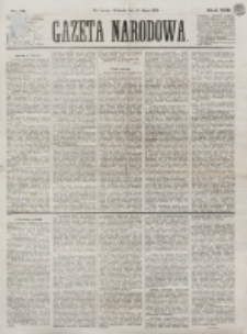Gazeta Narodowa. R. 13 (1874), nr 61 (15 marca)
