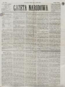 Gazeta Narodowa. R. 13 (1874), nr 62 (17 marca)