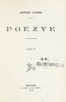 Poezye. Cz. 2