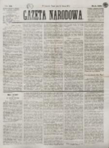 Gazeta Narodowa. R. 13 (1874), nr 65 (20 marca)