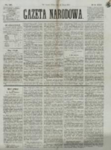 Gazeta Narodowa. R. 13 (1874), nr 66 (21 marca)
