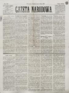 Gazeta Narodowa. R. 13 (1874), nr 67 (22 marca)