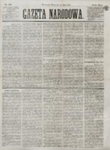 Gazeta Narodowa. R. 13 (1874), nr 68 (24 marca)