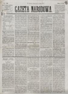 Gazeta Narodowa. R. 13 (1874), nr 69 (25 marca)