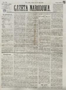 Gazeta Narodowa. R. 13 (1874), nr 72 (29 marca)