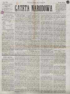 Gazeta Narodowa. R. 13 (1874), nr 73 (31 marca)