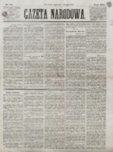 Gazeta Narodowa. R. 13 (1874), nr 74 (1 kwietnia)