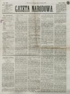 Gazeta Narodowa. R. 13 (1874), nr 75 (2 kwietnia)