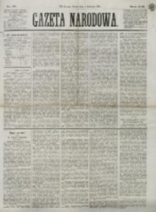 Gazeta Narodowa. R. 13 (1874), nr 77 (4 kwietnia)