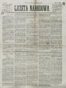 Gazeta Narodowa. R. 13 (1874), nr 81 (10 kwietnia)