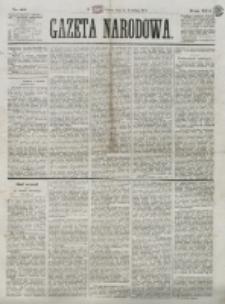 Gazeta Narodowa. R. 13 (1874), nr 82 (11 kwietnia)