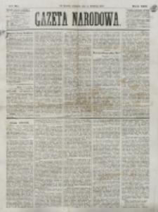 Gazeta Narodowa. R. 13 (1874), nr 83 (12 kwietnia)