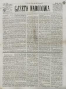 Gazeta Narodowa. R. 13 (1874), nr 84 (14 kwietnia)