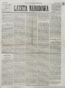 Gazeta Narodowa. R. 13 (1874), nr 85 (15 kwietnia)