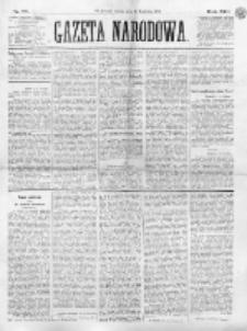 Gazeta Narodowa. R. 13 (1874), nr 88 (18 kwietnia)
