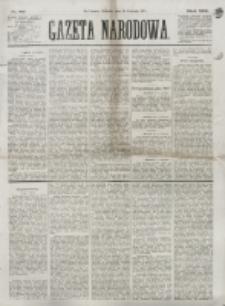 Gazeta Narodowa. R. 13 (1874), nr 89 (19 kwietnia)