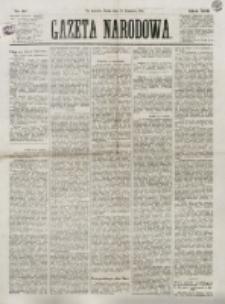 Gazeta Narodowa. R. 13 (1874), nr 91 (22 kwietnia)
