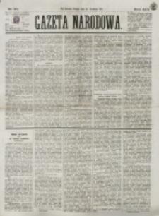 Gazeta Narodowa. R. 13 (1874), nr 93 (24 kwietnia)