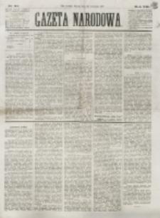 Gazeta Narodowa. R. 13 (1874), nr 94 (25 kwietnia)