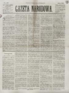 Gazeta Narodowa. R. 13 (1874), nr 95 (26 kwietnia)