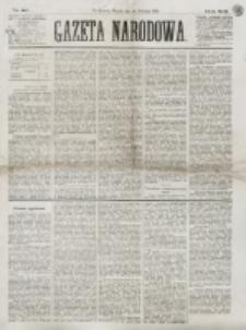 Gazeta Narodowa. R. 13 (1874), nr 96 (28 kwietnia)