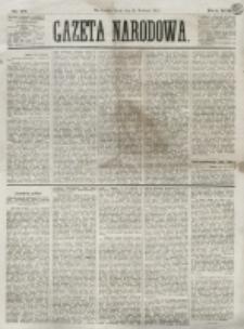 Gazeta Narodowa. R. 13 (1874), nr 97 (29 kwietnia)