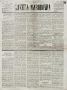 Gazeta Narodowa. R. 13 (1874), nr 98 (30 kwietnia)
