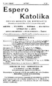 Espero Katolika.Jaro 4a, No 37 (1906/1907)