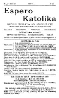 Espero Katolika.Jaro 4a, No 39 (1906/1907)
